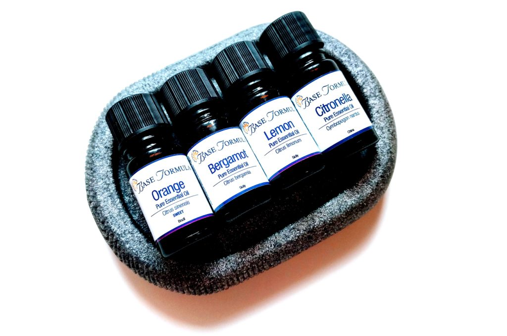 Base Formula - Aromatherapy Oils