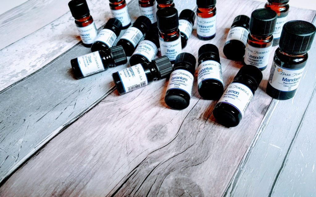 Base Formula - Essential Oil Collection