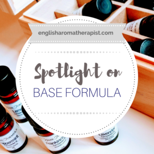 Spotlight on Base Formula