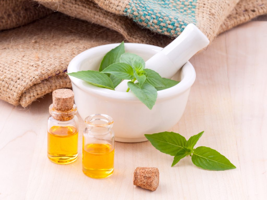 About The English Aromatherapist