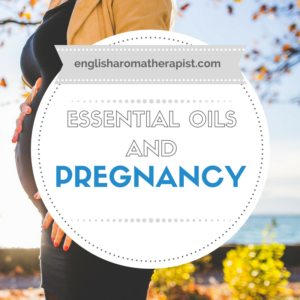 Can I use essential oils in pregnancy?