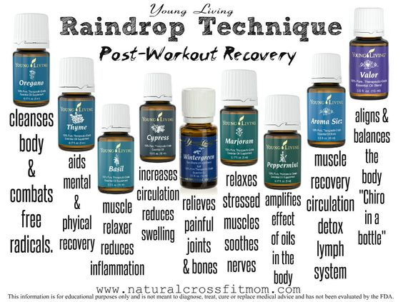 Is Young Living Raindrop Technique Dangerous
