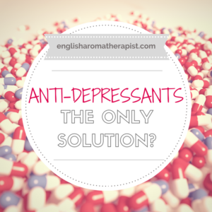 Are antidepressants the only solution