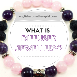 What is diffuser jewellery
