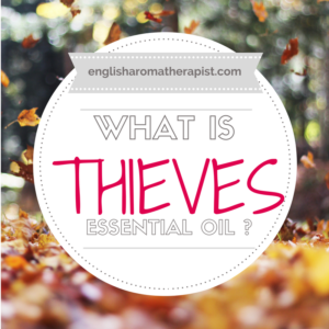 What is Thieves oil