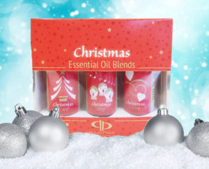 Christmas Essential Oils Gift Set - Penny Price