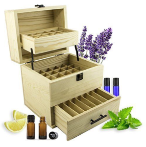 Deluxe Essential Oil Storage Box