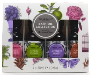 Tisserand Bath Oil Collection