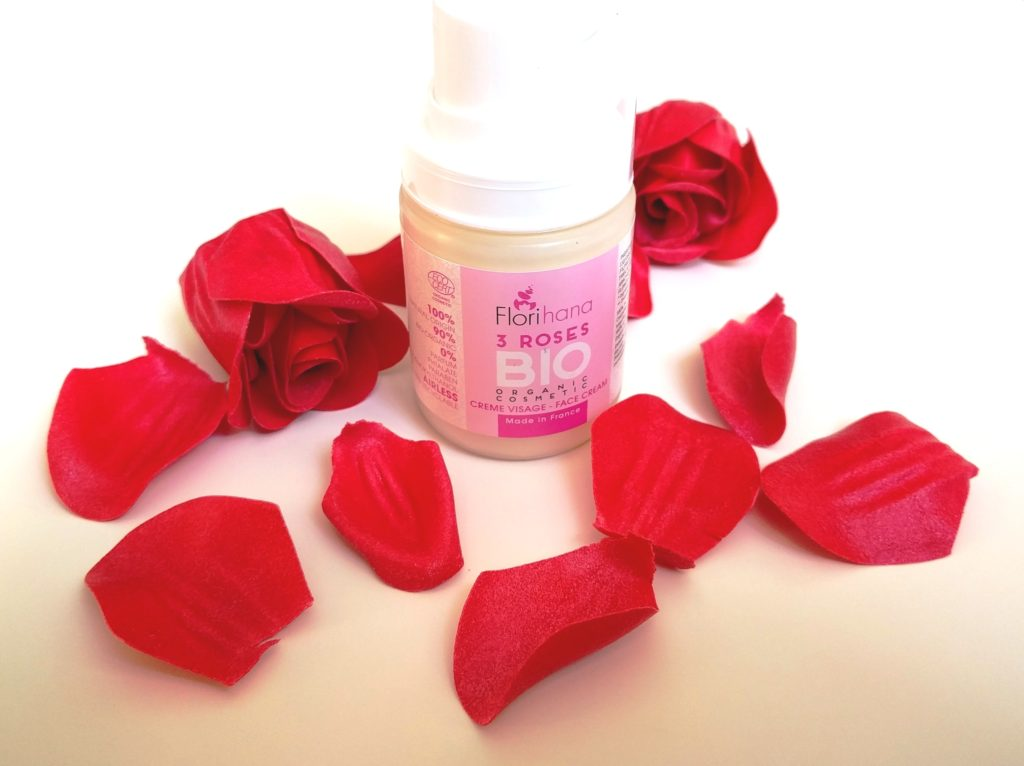 Florihana Organic Bio 3 Rose Face Cream