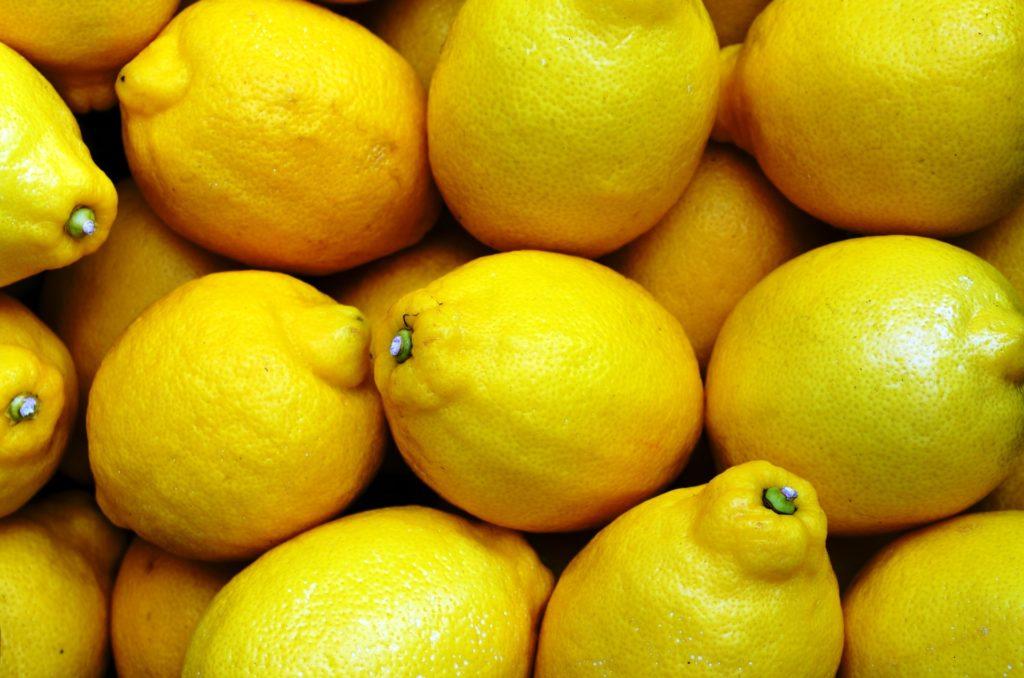 Lemon essential oil safety