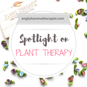 Spotlight on Plant Therapy