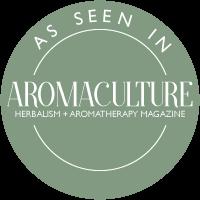 As seen in Aroma Culture magazine - The English Aromatherapist