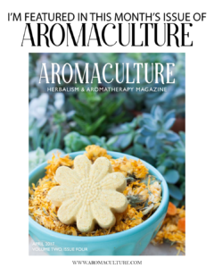 Aroma Culture Magazine April 2017 - The English Aromatherapist