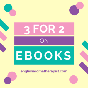 3 for 2 on ebooks