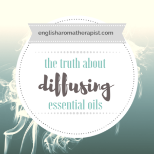 Why you don't need to diffuse all day