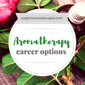 Aromatherapy career options