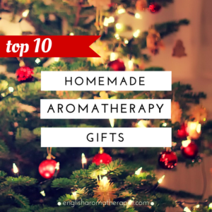 Top 10 Homemade Aromatherapy Gifts 2017