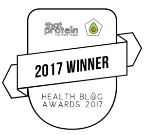 Health Blog Awards 2017