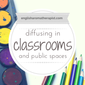 Diffusing in classrooms
