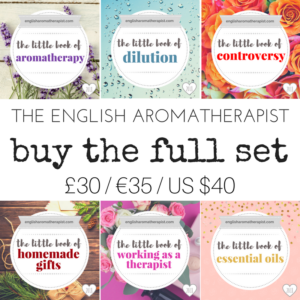 The English Aromatherapist - Full Book Set