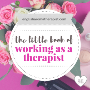 The Little Book of Working as a Therapist