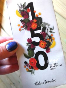 150 ways to use essential oils