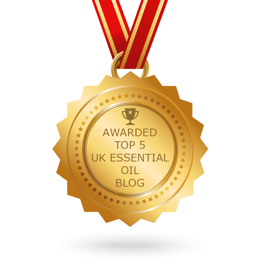 No. 1 Aromatherapy Blog in UK