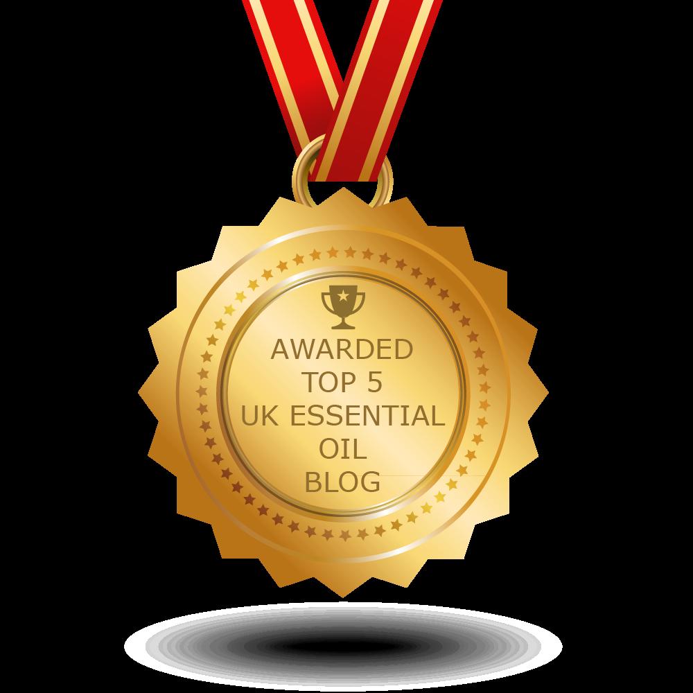No. 1 Aromatherapy Blog in UK
