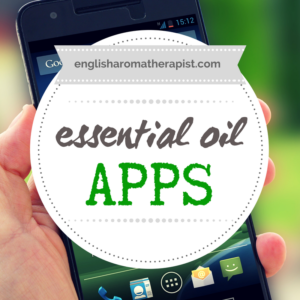 Essential Oils and Aromatherapy Apps