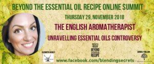 Beyond the Essential Oil Summit - The English Aromatherapist