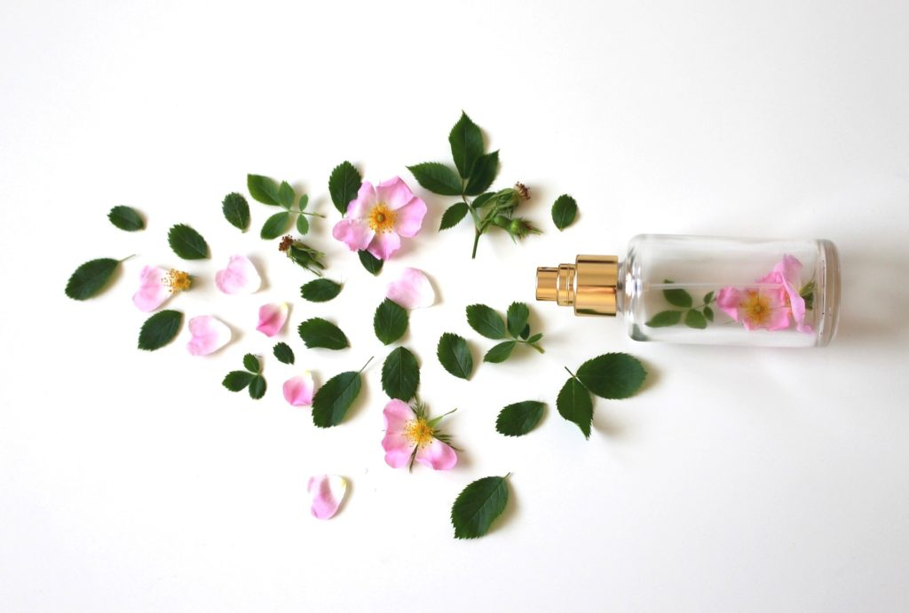 Alcohol as preservative in perfume