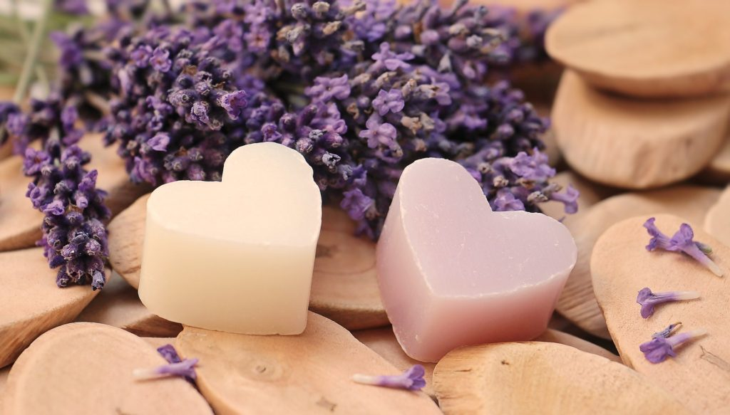 Aromatherapy soapmaking business