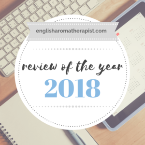 Review of the year 2018